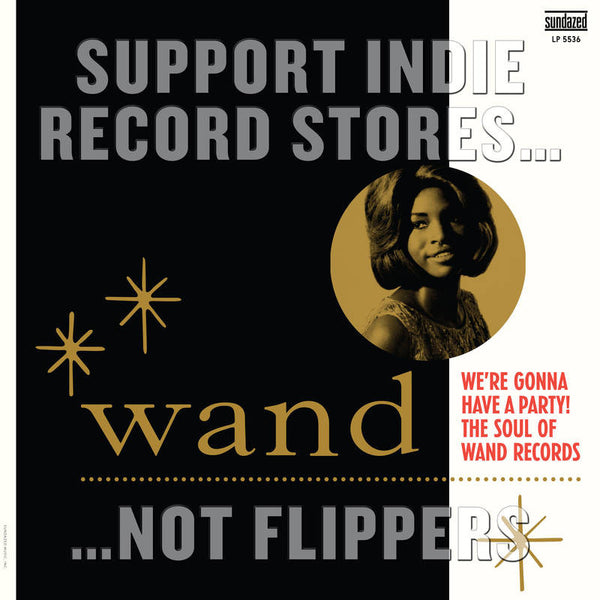 VA - We''re Gonna Have A Party! The Soul of Wand Records (RSD 2017)