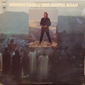 Johnny Cash - The Gospel Road LP