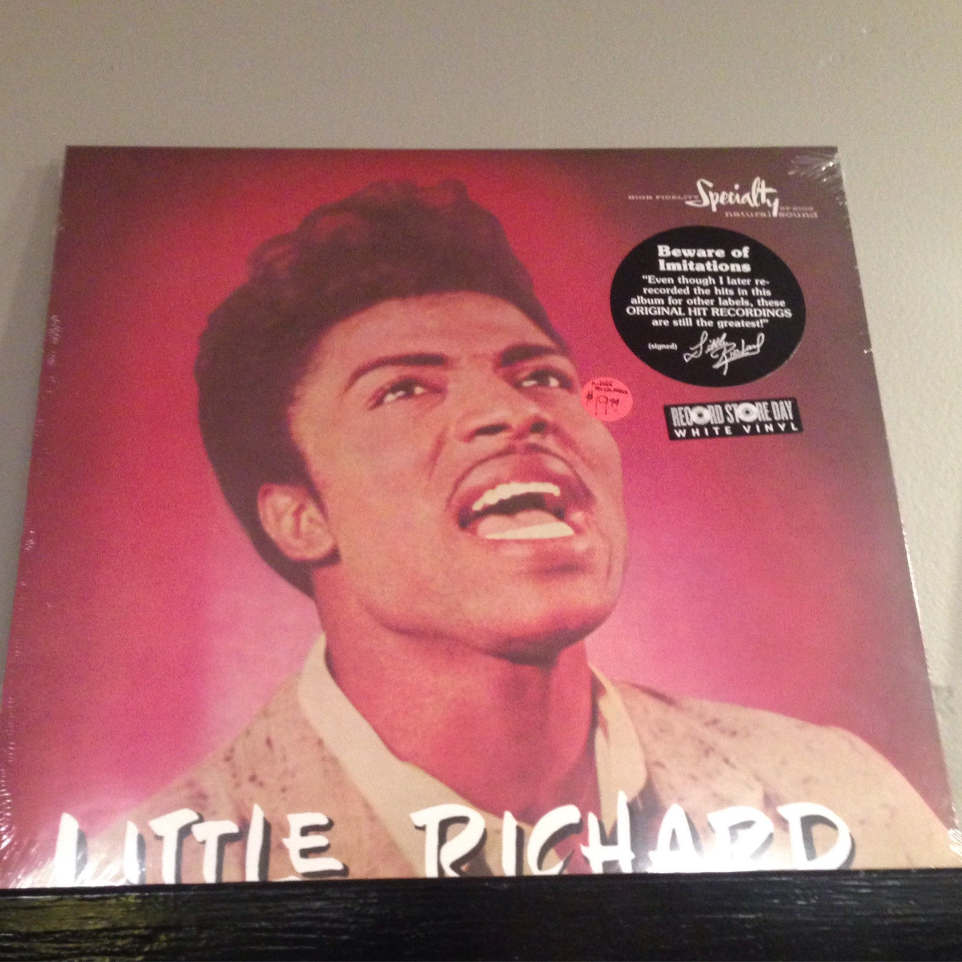 Little Richard - S/T Vinyl