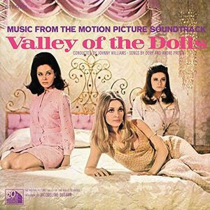 Valley of the Dolls - OST LP