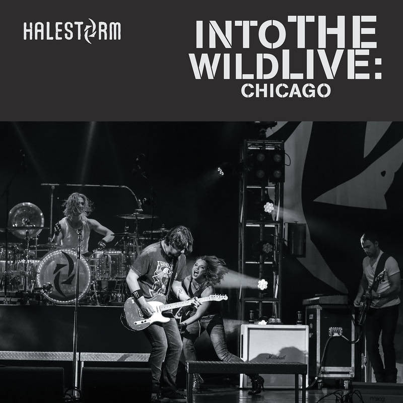 Halestorm - Into The Wild Live: Chicago 10""