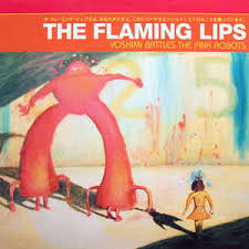 The Flaming Lips - Yoshimi Battls The Pink Robots LP