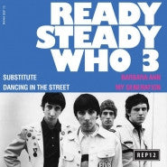 "The Who - Ready Steady Who Three 7"" (RSD 2017)"