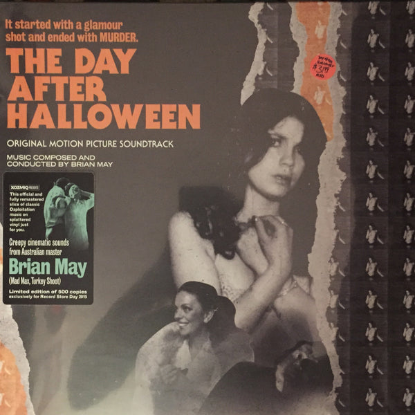 OST - The Day After Halloween LP - ltd 500 copies