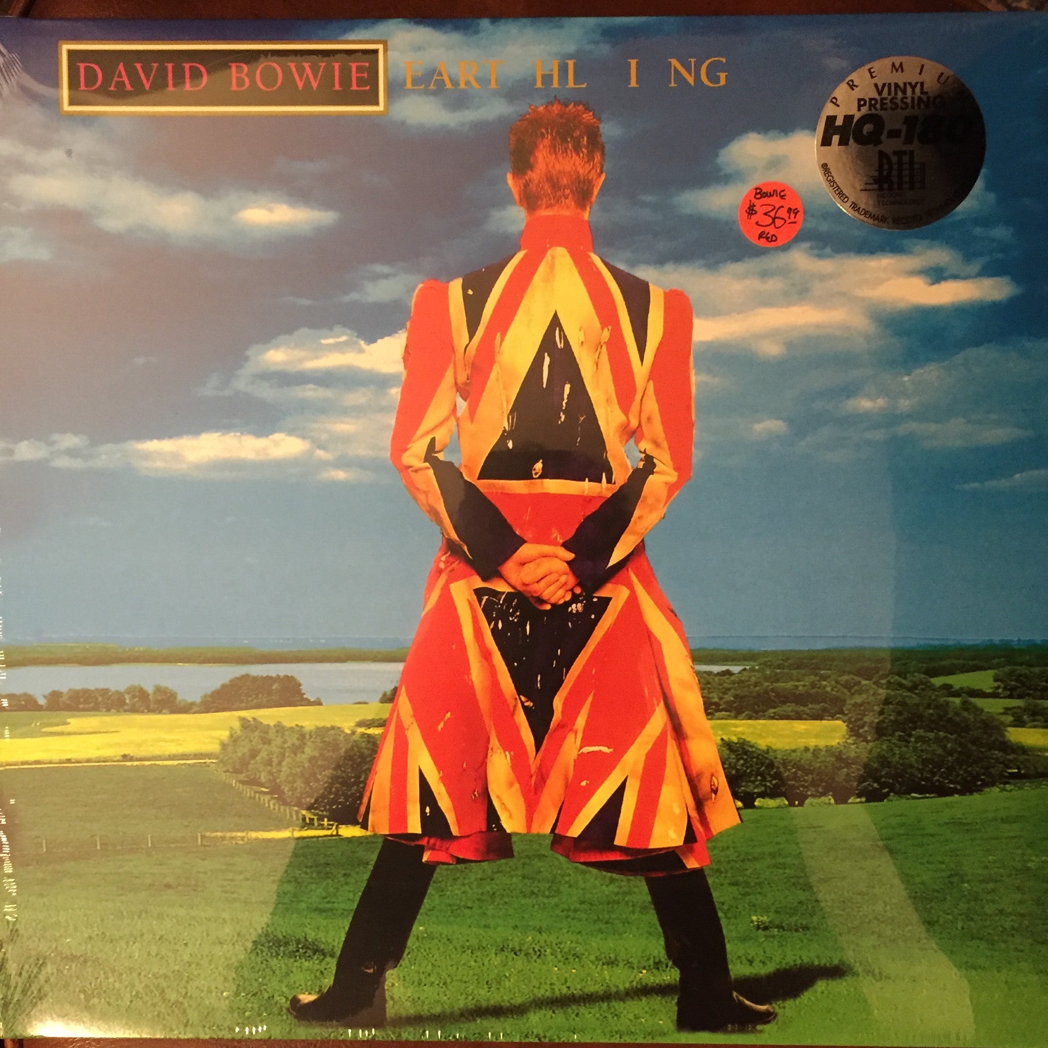 David Bowie - Earthling LP