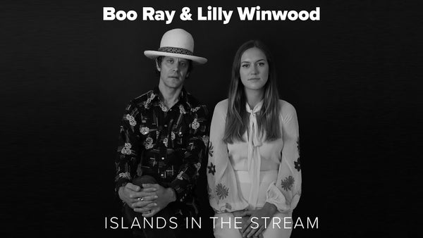 "Boo Ray & Lilly Winwood ""Hard to Tell b/w Islands in the Sun"" 7"""