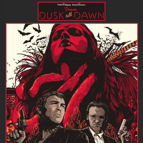 From Dusk Till Dawn Original Motion Picture Soundtrack (Colored Vinyl) Vinyl 2LP (Record Store Day)