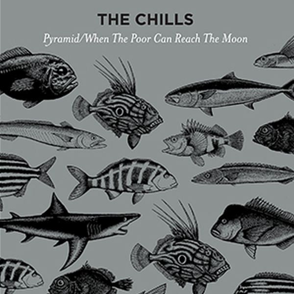 "Chills, The - Pyramid / When The Poor Can Reach The Moon 12"" Single"