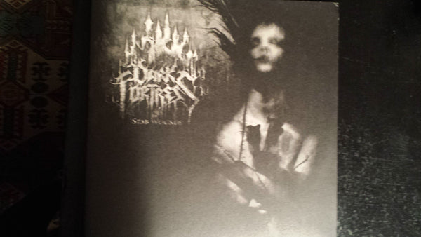 Dark Fortress - Stab Wounds LP
