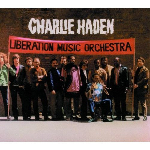 Charlie Haden - Liberation Music Orchestra LP