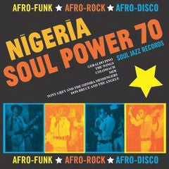 VA - Soul Jazz Records Present - NIGERIA SOUL POWER 70 BOX SET (RSD 2017)