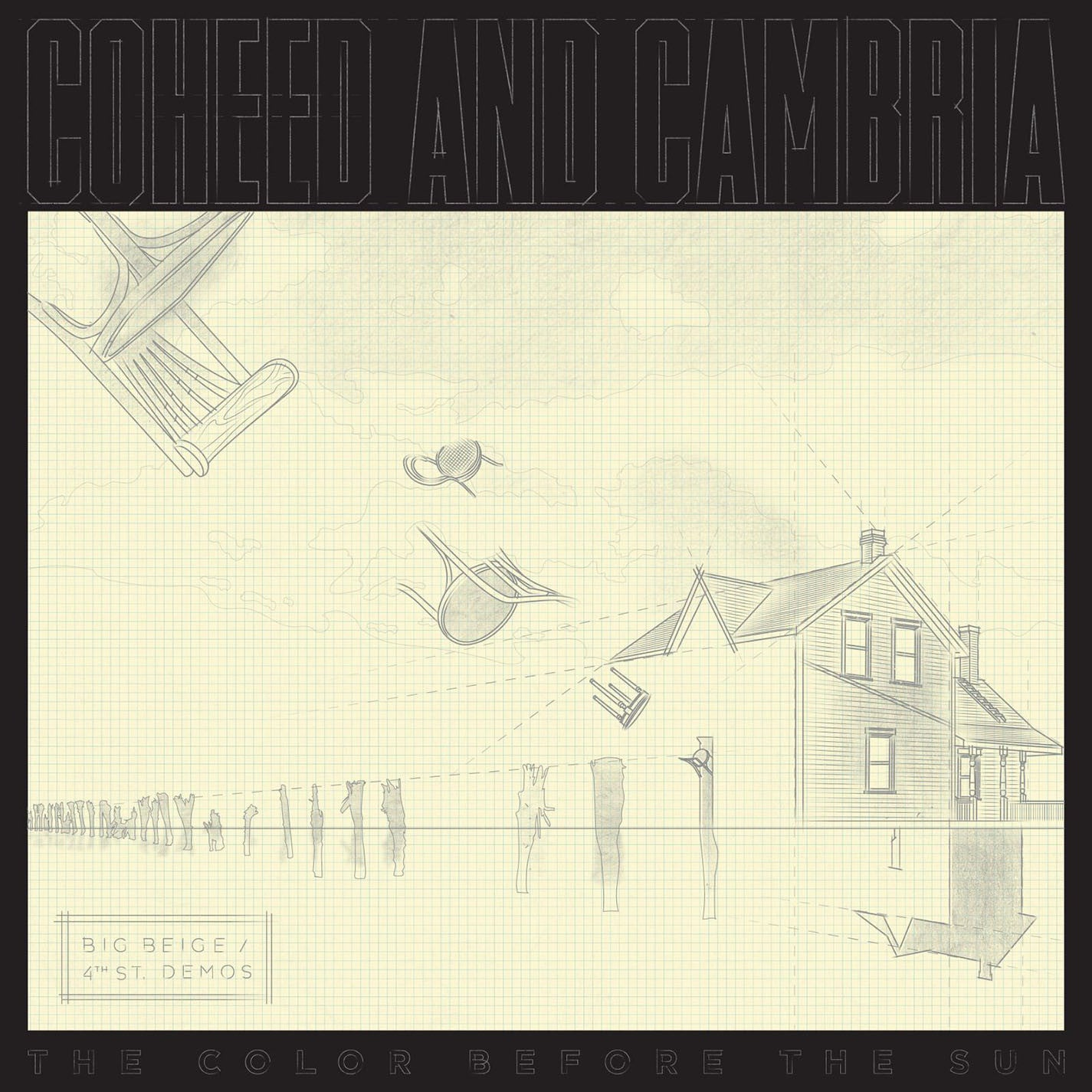 Coheed and Cambria - The Color Before The Sun (Official Band Demos) LP RSD Black Friday 2015