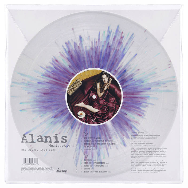 Alanis Morissette - The Demos 1994-1998 LP 180 Gram Color Vinyl