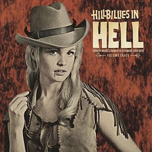 V/A - Hillbillies In Hell Volume 3 LP