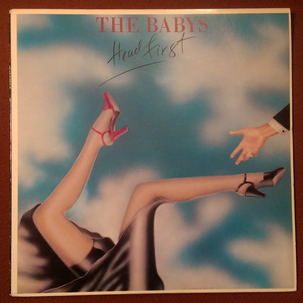 The Babys - Head First LP USED