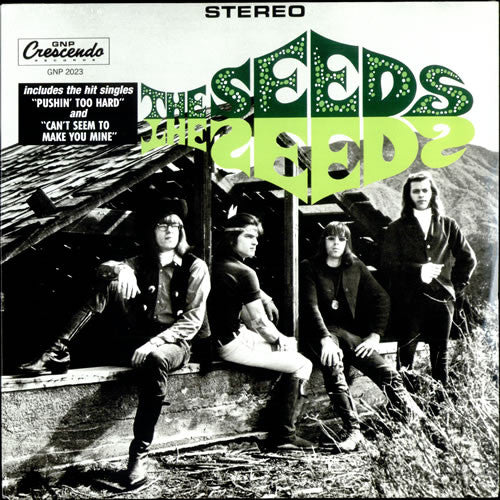 The Seeds - S/T LP