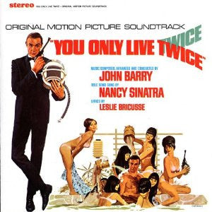 John Barry - You Only Live Twice OST LP