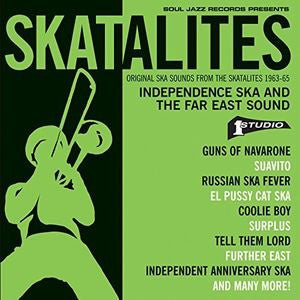 Skatalites - Independence Ska and the Far East Sound 2xLP