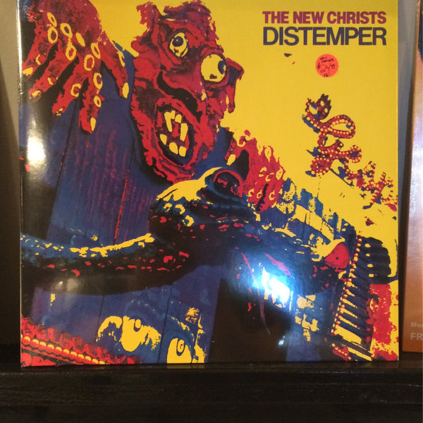 The New Christs - Distemper LP