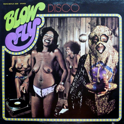Bow Fly - Disco LP