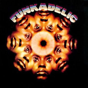 Funkadelic - Self Titled LP