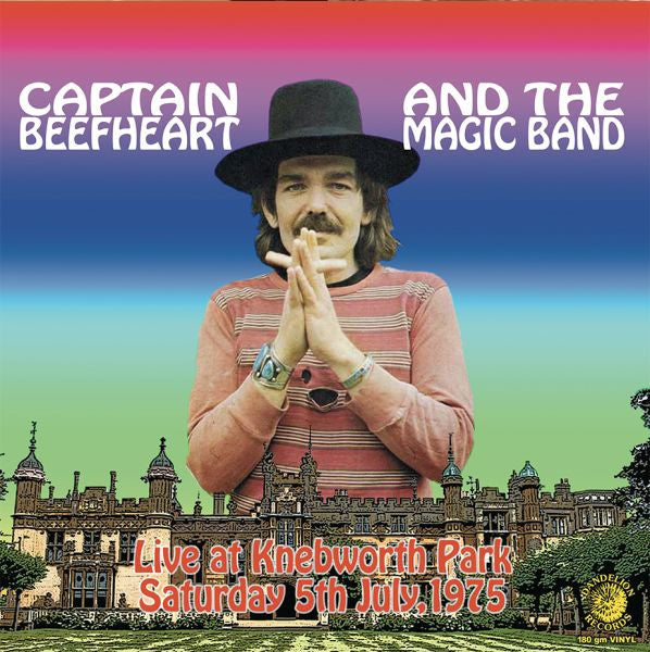 Captain Beefheart - Live at Knebworth 1975 LP
