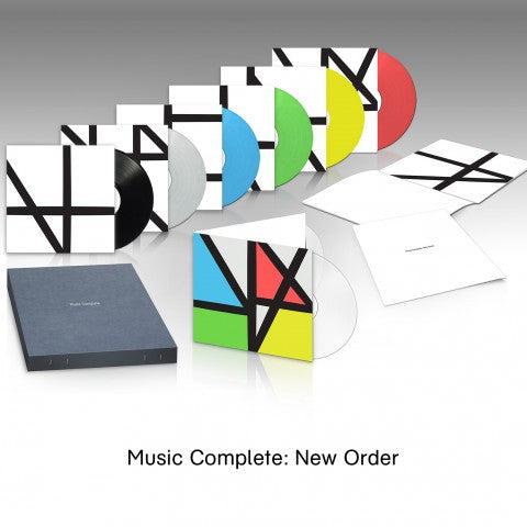 New Order - Music Complete Box Set