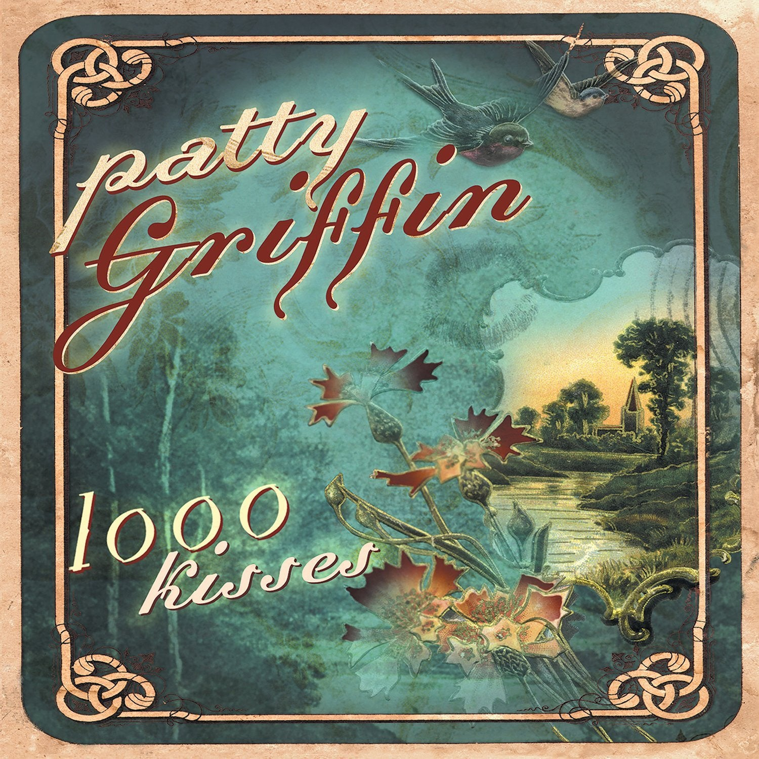 Patti Griffin - 1000 Kisses LP