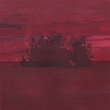 The Besnard Lakes - The Besnard Lakes Are the Divine Wind 12""