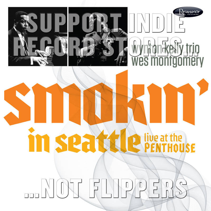 Wes Montgomery/Wynton Kelly Trio - Smokin'' In Seattle: Live at the Penthouse 1966 LP (RSD 2017)