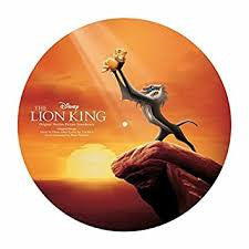 The Lion King OST LP