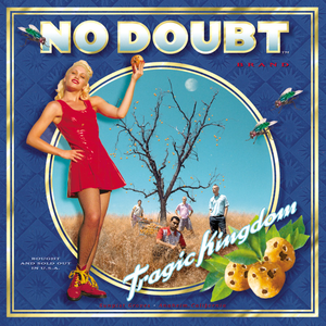 No Doubt -Tragic Kingdom LP