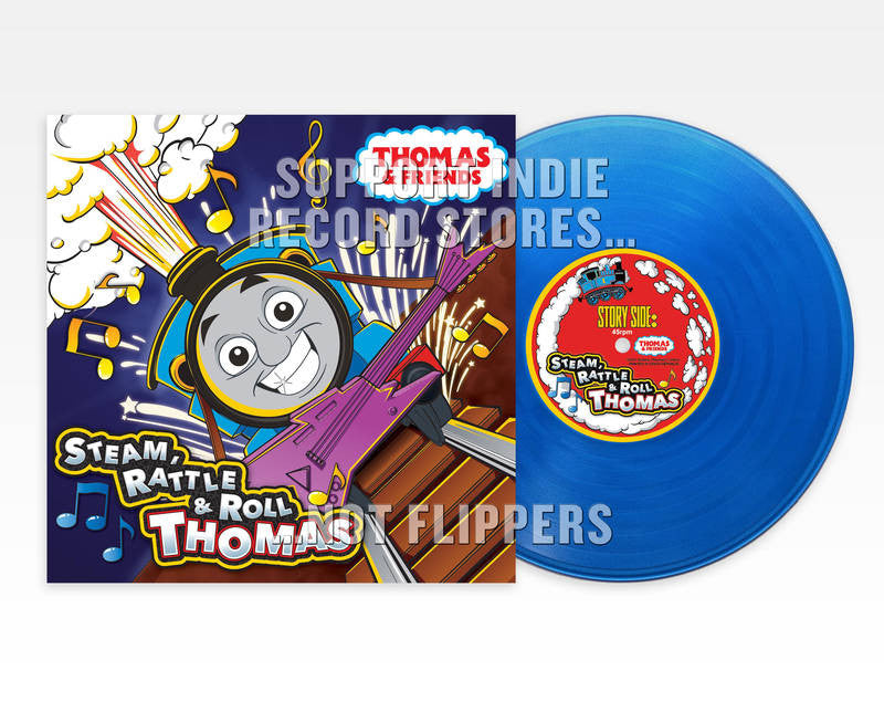 Thomas & Friends - Steam, Rattle, and Roll (RSD 2017)