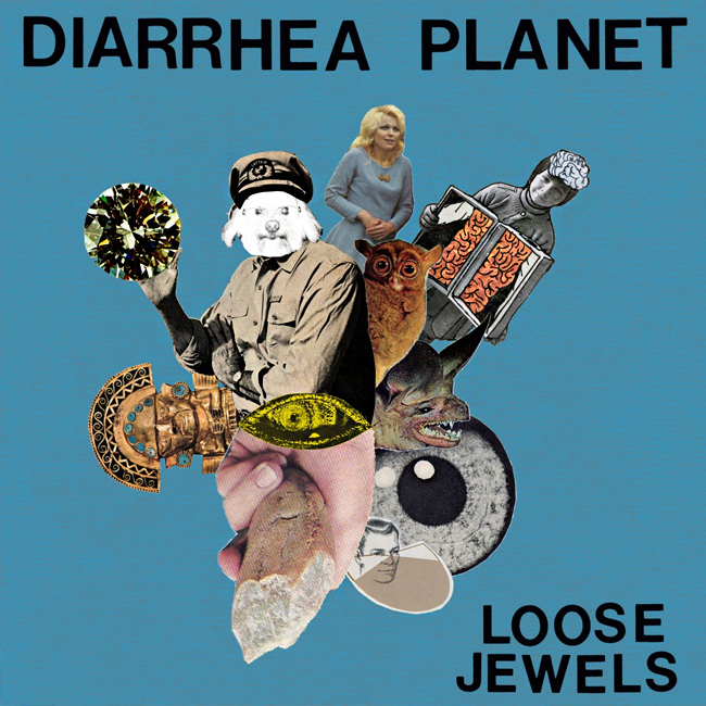 Diarrhea Planet - Loose Jewels