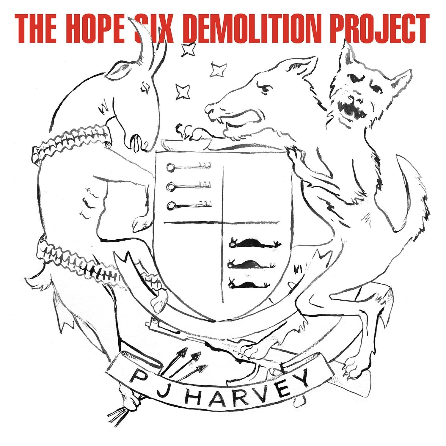 PJ Harvey - The Hope Six Demolition Project LP