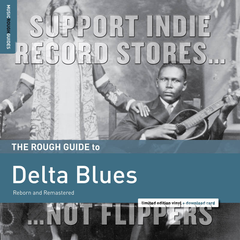 VA - Rough Guide To Delta Blues: Reborn and Remastered LP (RSD 2017)