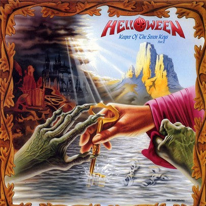 Helloween - Keeper Of The Seven Keys Part 2 LP