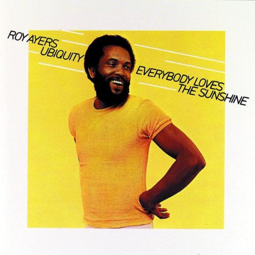 Roy Ayers - Everybody Loves The Sunshine LP