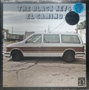 The Black Keys - El Camino LP + CD & Giant Poster