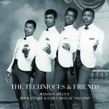 The Techniques & Friends - Winston Riley''s Rock Steady & Early Reggae 1968-1969 LP