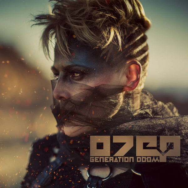"Otep - Generation Doom 12"" Picture Disc"