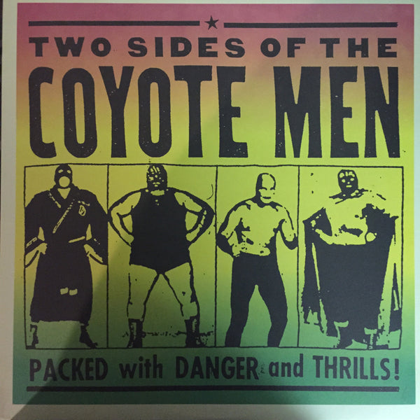 The Coyote Men - Two Sides of the Coyote Men LP (ES1257)