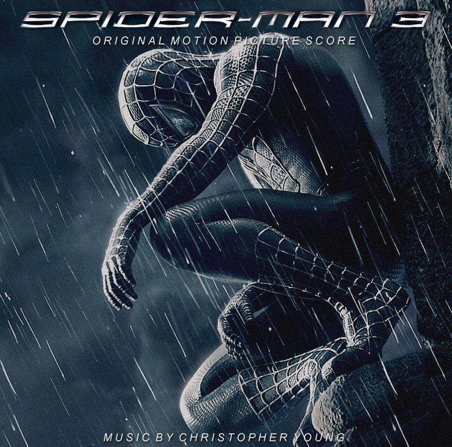 spider-man 3 - ost lp – fond object records