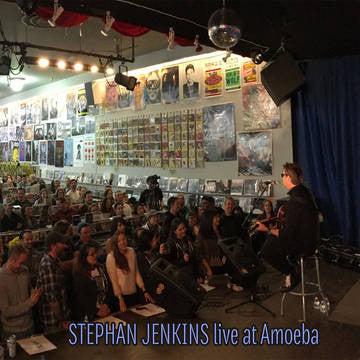 Stephan Jenkins (Third Eye Blind) - Live At Amoeba LP