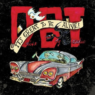 Drive By Truckers - It's Great To Be Alive 5xLP & 3xCD Box