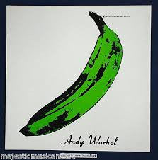 The Velvet Underground & Nico - Andy Warhol LP