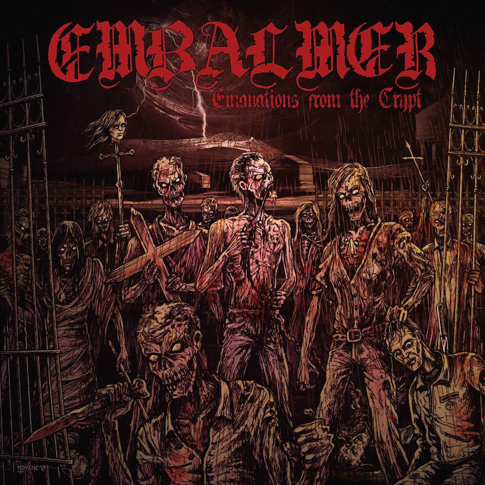 Embalmer - Emanations From The Crypt LP