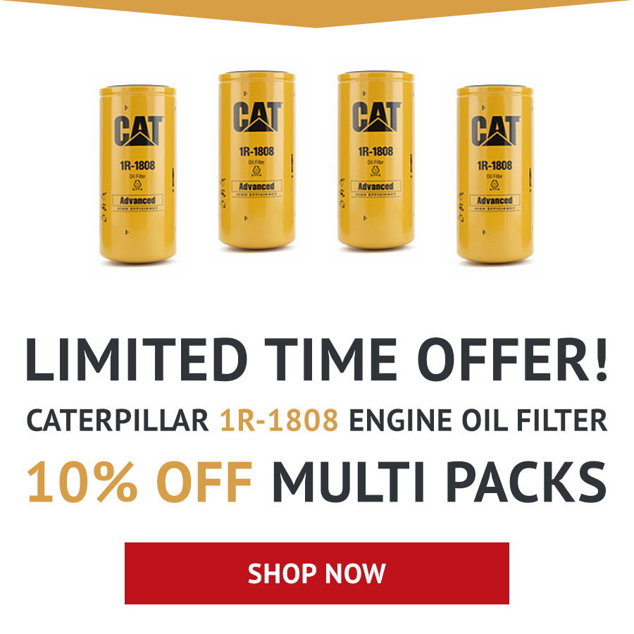 30R 30808 Caterpillar Engine Oil Filter   Cross Reference