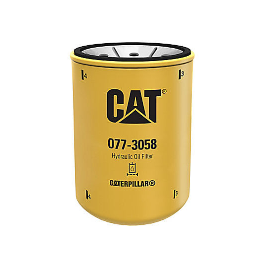 Caterpillar 077-3058 0773058 Hydraulic/Transmission Filter Advanced High Efficiency
