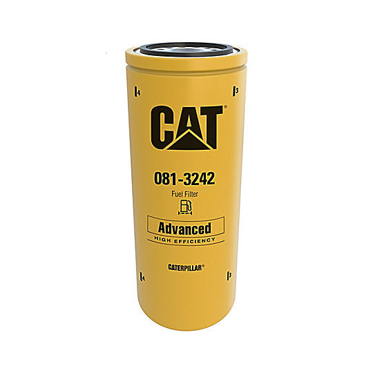 Caterpillar 081-3242 0813242 FUEL FILTER Advanced High Efficiency